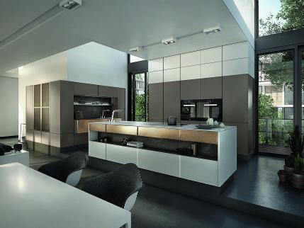 Das neue küchenprogramm se 3003 r foto siematic
