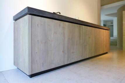 k chenarbeitsplatte aus beton. Black Bedroom Furniture Sets. Home Design Ideas