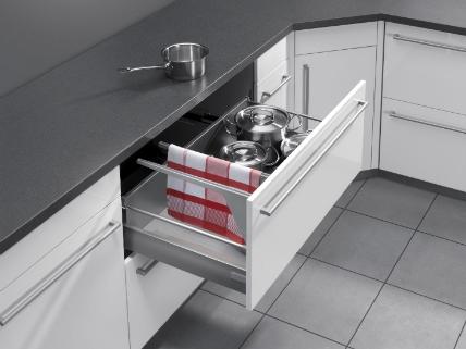 Hailo: Alles braucht seinen Platz: Küchenplaner-Magazin