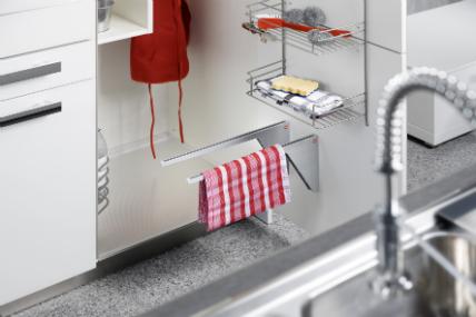 Handtuchhalter Küche | Hailo Alles Braucht Seinen Platz Kuchenplaner Magazin