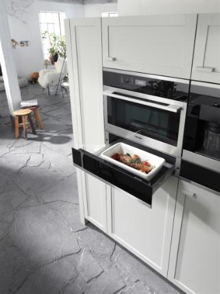 Wärmeschubladen  Miele: Kochen mit der Wärmeschublade: Küchenplaner-Magazin