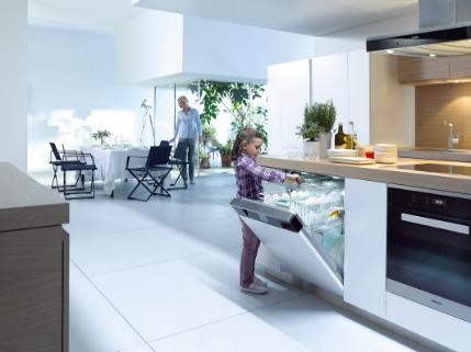 Miele: Geschirrspüler für die Generation 6000: Küchenplaner-Magazin