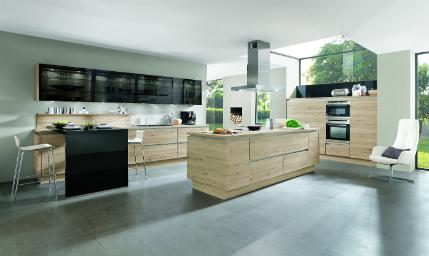 nobilia macht s gem tlich k chenplaner magazin. Black Bedroom Furniture Sets. Home Design Ideas