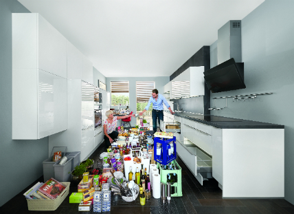 die inneren werte zählen: küchenplaner-magazin, Kuchen deko
