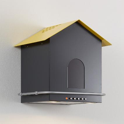 Das luftende vogelhaus kuchenplaner magazin for Dunstabzugshaube kleine küche