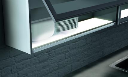 Lichtboden Küche | Schuco Alu Competence Mit Led Auf Der Zow Kuchenplaner Magazin