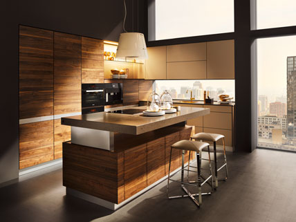 Sachsen Küchen mobiles mobiliar auf knopfdruck komfort küchenplaner magazin