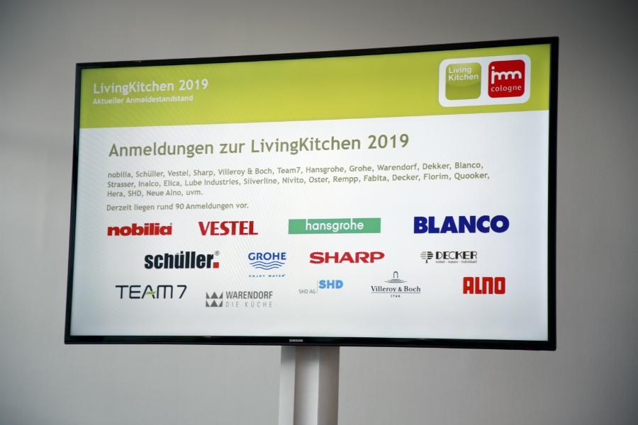 Auch Miele sagt für die LivingKitchen ab: Küchenplaner-Magazin